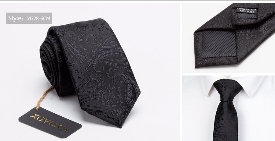 Men ties necktie Men's vestidos business wedding tie Male Dress legame gift gravata England Stripes JACQUARD WOVEN 6cm 27