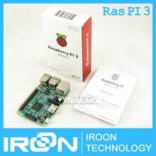 Element14 Version: 2016 New Raspberry Pi 3 Model B Board 1GB LPDDR2 BCM2837 Quad-Core Ras PI3 B,PI 3B,PI 3 B with WiFi&Bluetooth