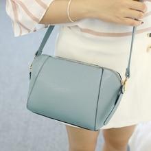 SUOAI 2016 New Summer Style Women Shell Bags Fashion Pu Female Shoulder Bag Girls Party Messenger Bags