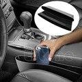 1 Pc Captura Caddy Caixa de Fenda Lacuna Assento de Carro Bolso de Armazenamento Organizador Preto Catcher