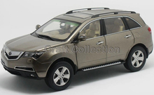 1 18 Acura MDX SUV Diecast Model Show Car Miniature Toys Alloy Gifts Collection Minicar