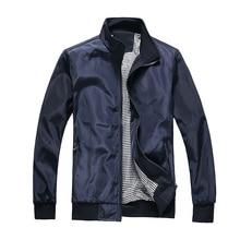 TJWLKJ Мужская куртка Мода Повседневная Свободная куртка Мужская куртка Спортивная одежда на открыто