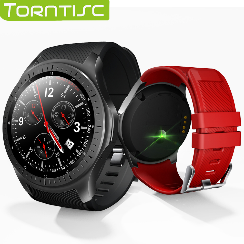 Torntis LF25 4G 320 320 HD Screen Smart Watch GPS Bluetooth 1GB 16GB 600Mah Battery Smartwatch
