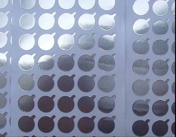 Герметичные наклейки из алюминиевой фольги с ручкой для шлангов для зубной пасты косметические бутылки химические тюбики для рта, пункт № FA38