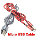 BrankBass 1M/2M/3M Fast Charging Micro USB Cable Mobile Phone USB Charger Data Sync Cable for Samsung/HTC/Xiaomi Android Phone