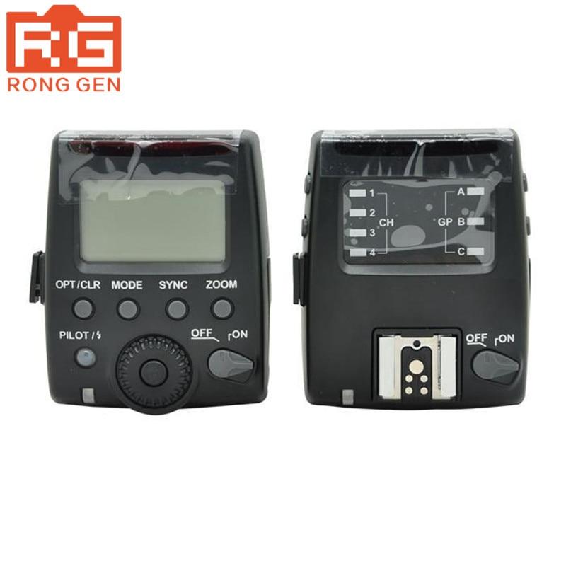 Meike MK GT600C MK GT600 ETTL Manual Multi Modes HSS Flash Trigger MK GT600 For Canon