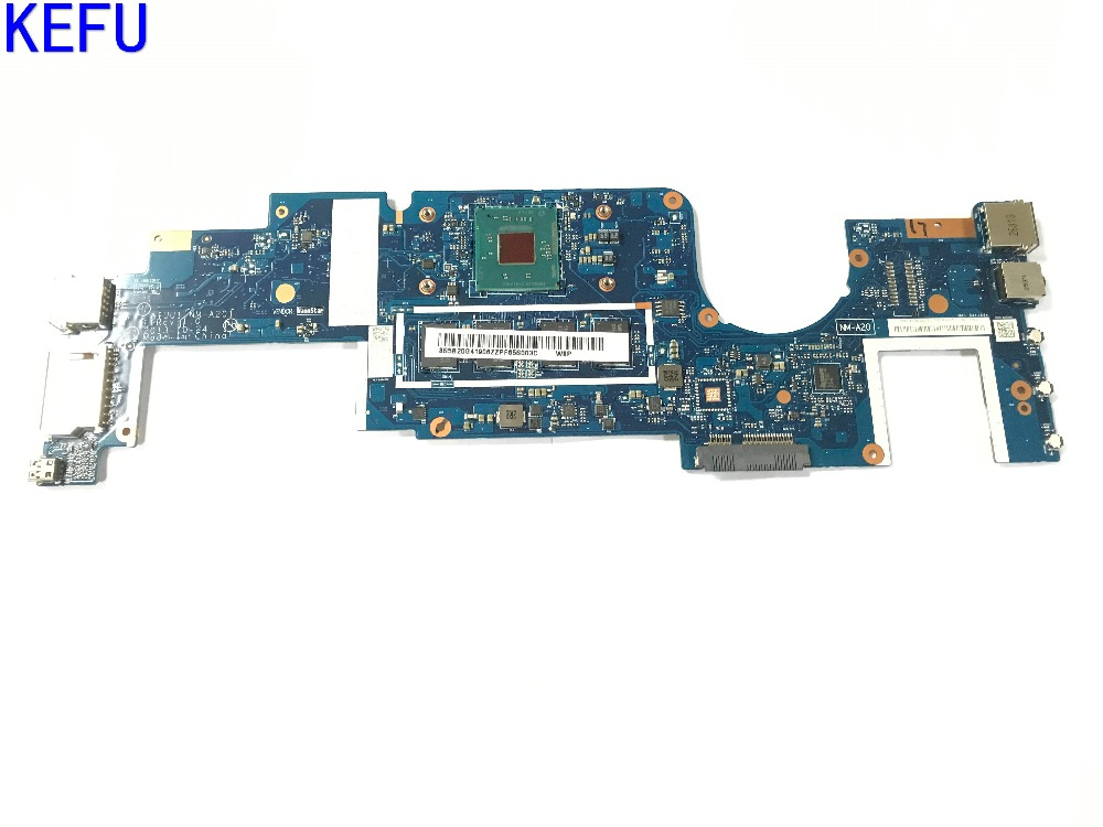 KEFU NEW !!! HOT IN RUSSIA Free Shipping AIUU1 NM-A201 laptop motherboard for Lenovo YOGA 2 11 Notebook PC CPU N3530 купить недорого в Москве