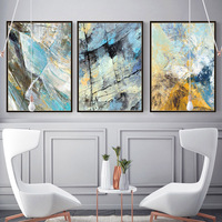 30*40CM Canvas painting Modern Abstract Art Home Decor Oil Wall Picture Prints Poster Living Room Decoration