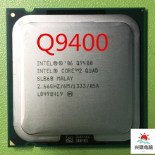Procesador Intel Core 2 Quad Q9400 q9400 CPU \u00282,66 Ghz/ 6M /1333GHz\u0029 Socket 775 CPU de escritorio