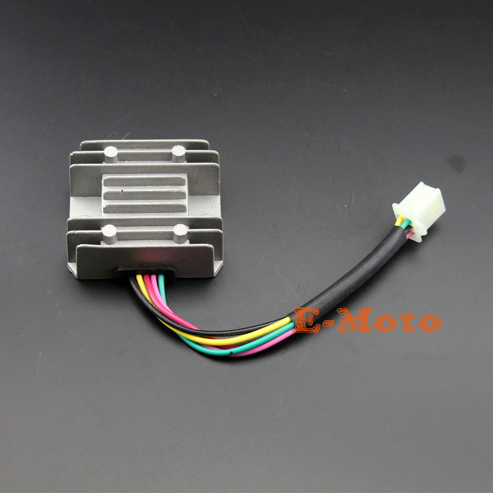 125cc 150cc Scooter Atv Voltage Regulator Rectifier Gy6 157qmj 5 Tank Wiring Diagram Wires In Motorbike Ingition From Automobiles Motorcycles On Alibaba