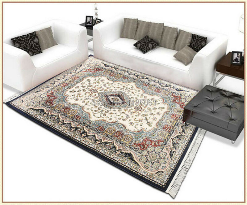 Hot Sale Shaggy Modern Carpet For Livingroom And Thicken European Area Rug  Of Bathroom Bedroom Carpets