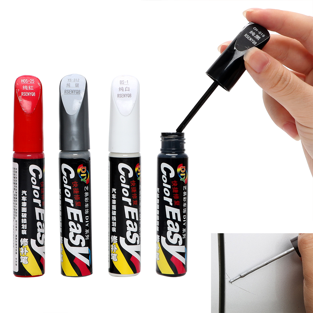 Car Scratch Repair Fix It Pro Auto Care Scratch Remover Maintenance Paint Care Auto Paint Pen Car-styling Professional  4 Colors