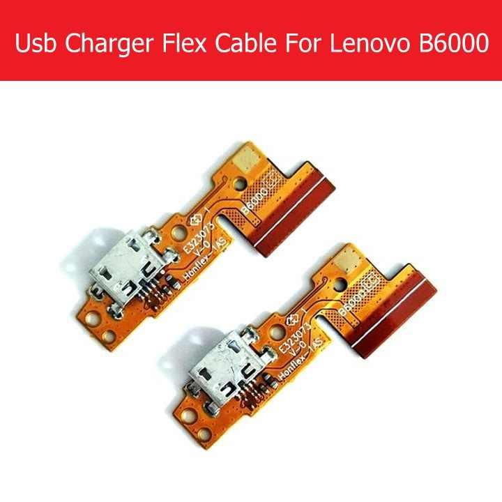 """حقيقية USB شاحن موصل الكابلات المرنة لينوفو سادة B8000 B8080 10.1 """"USB شحن لينوفو B6000 سادة شاحن فليكس كابل"""