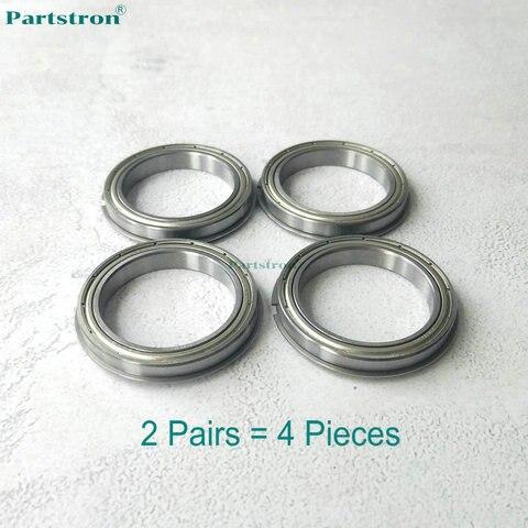 2 pares dzlm000168 rolamento de rolo superior