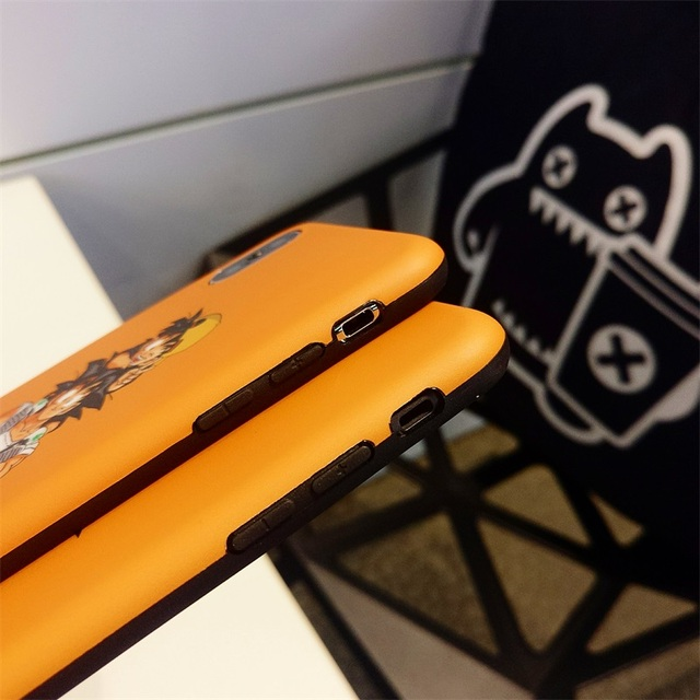 CUTE GOKU IPHONE CASE