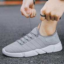 2019 fashion Casual Shoes Men Breathable Spring Summer Mesh Shoes Sneakers Fashionable Breathable Lightweight Movement Shoes laisumk new casual shoes men breathable autumn summer mesh shoes sneakers fashionable breathable lightweight movement shoes