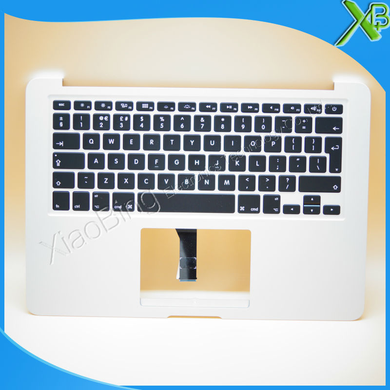 New TopCase with UK Keyboard for MacBook Air 13.3 A1466 2013-2015 years new topcase with tr turkish turkey keyboard for macbook air 11 6 a1465 2013 2015 years