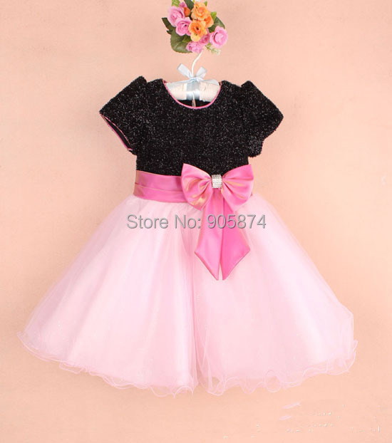 2014 baby dress birthday party dress,infant lace tutu ballet princess dress,baby clothing,baby girls Wedding Dresses 0-2years - MixKelly Children Clothes Center store