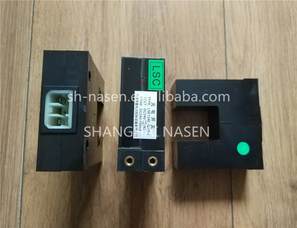 TOSHIBA Elevator Photoelectric switch LSE124E-QNOU e3x mda41 e3c lda41 photoelectric switch