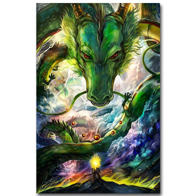 "New Dragon Ball Z ""SHENRON"" Wall Poster"