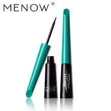 MENOW Brand Eye Makeup Eyeliner Black Long-lasting Waterproof Sweatproof Not Blooming Liner Pen Beauty Cosmetics E417
