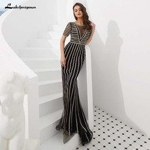 Elegant Evening Dresses Mermaid Prom Dresses lakshmigown