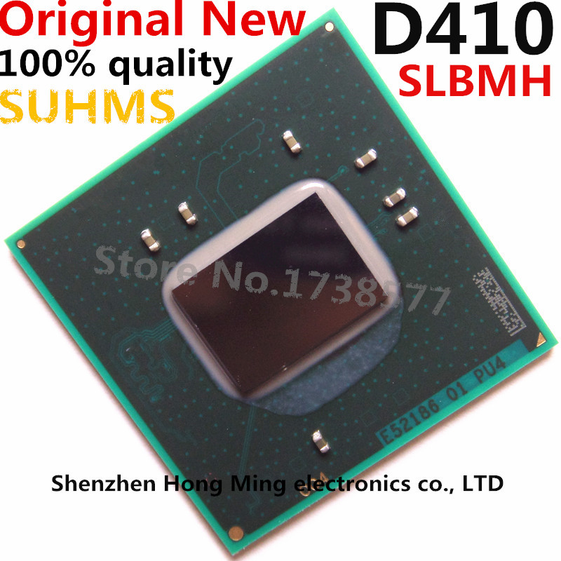 100% New SLBMH D410 BGA Chipset
