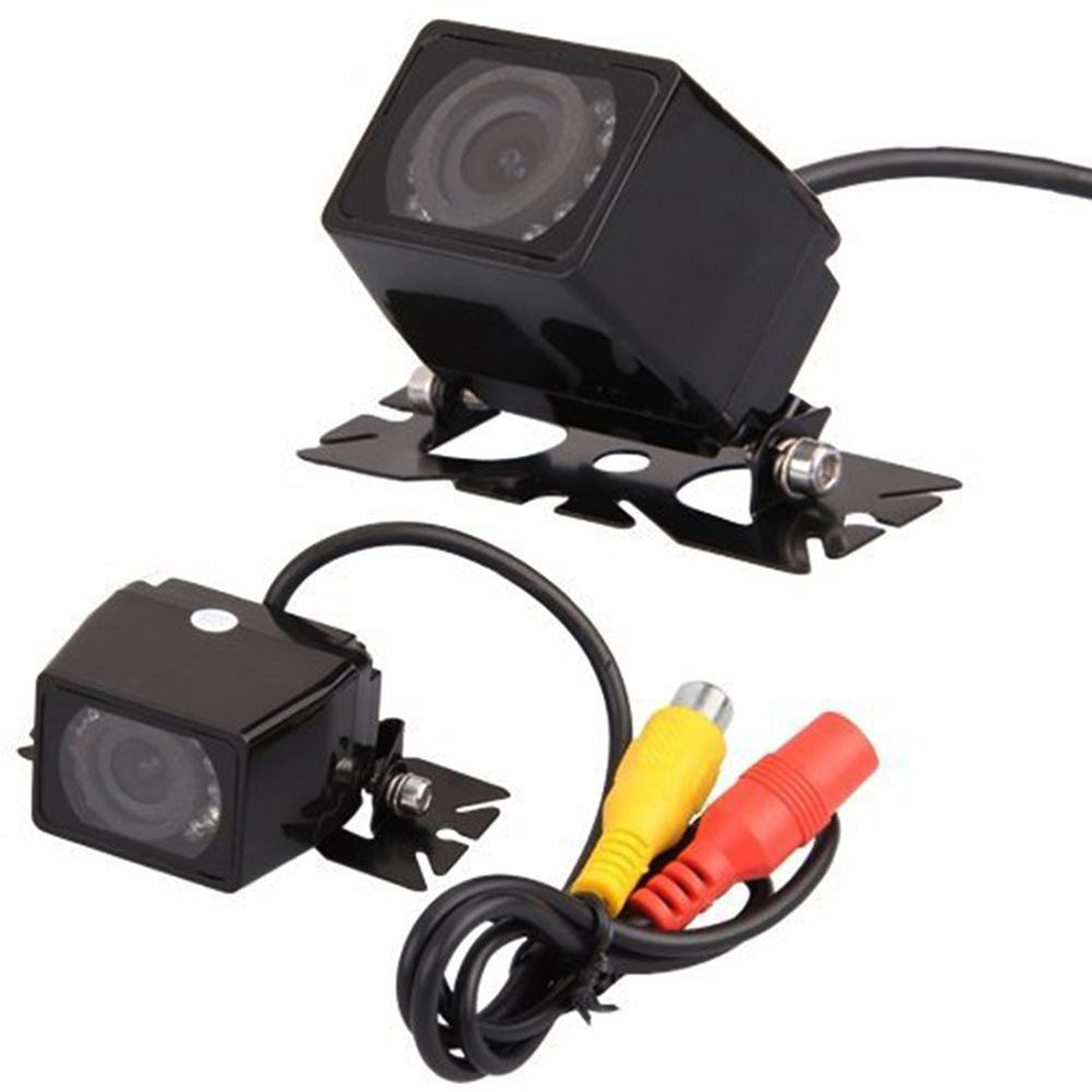2017 Parking Waterproof CCD Universal HD Car Rear view BackUp Reverse Night vision Auto Camera For Audi/Ford/Toyota and all car Multan