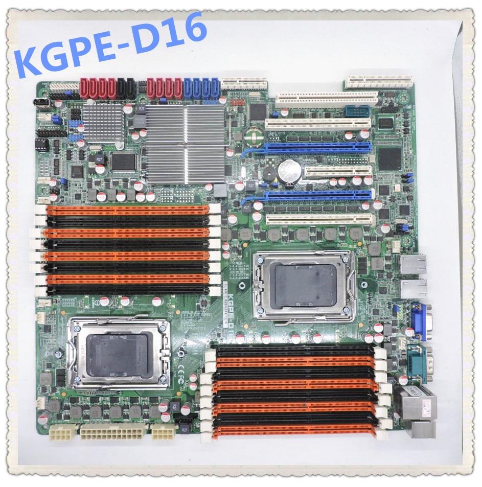 KGPE-D16 AMD G34 Interface Dual Snapdragon Server Motherboard Support Dual Graphics CrossfireKGPE-D16 AMD G34 Interface Dual Snapdragon Server Motherboard Support Dual Graphics Crossfire