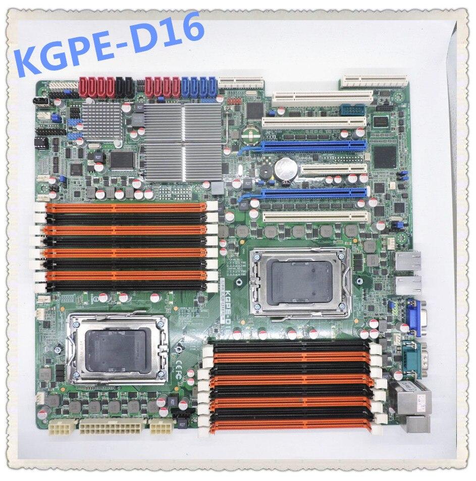 KGPE D16 AMD G34 Интерфейс Двойной Snapdragon Серверная материнская плата Поддержка двойной графики Crossfire|Пульты ДУ|   | АлиЭкспресс