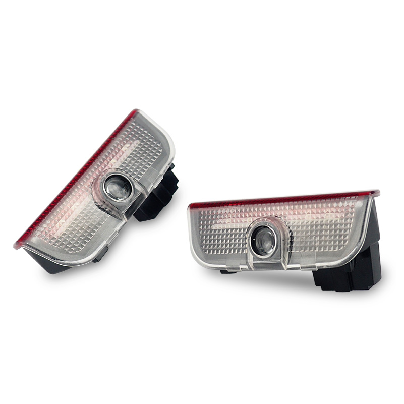 2x Car Door Welcom Light Logo Projector LED For Seat Alhambra N7 2011-2014 плед сruise welcom