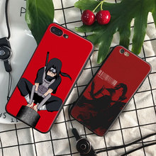 Naruto's cover/case for iPhone 5 5s Se 6 6s 7 8 Plus X