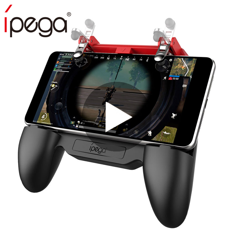 Gamepad Pubg Controller Mobile Joystick For Phone Android iPhone Game Pad Trigger Console Control Cellphone Joypad pabg gaming
