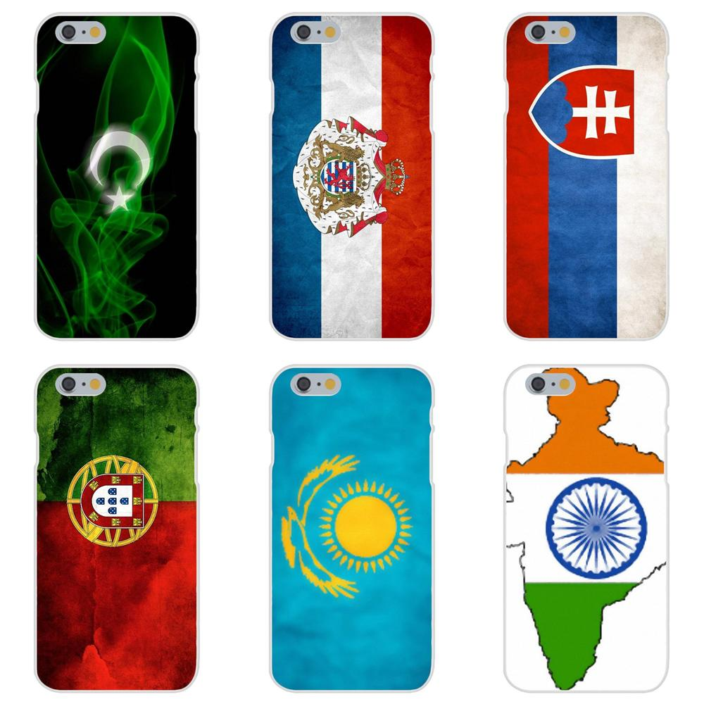 Lovely Phone <font><b>Case</b></font> <font><b>Kazakhstan</b></font> Flag Other Country Flags For Galaxy A3 A5 A7 A8 A9 A9S On5 On7 Plus Pro Star 2015 2016 2017 2018 image