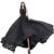 2017 nuevas mujeres del verano dress señoras elegantes de la vendimia negro de organza sin mangas de long beach maxi dress vestido de tirantes vestidos femininos