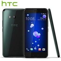 Original HTC U11 4GB RAM 64GB ROM 4G LTE Mobile Phone 5 5inch 2560x1440 2K Octa
