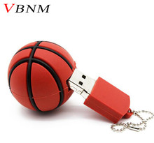 VBNM basketball usb flash drive pendrive 4gb 8gb 16gb 32gb