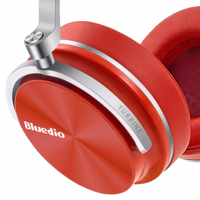 Bluedio T4S Active Noise Cancelling Wireless Bluetooth Headphones