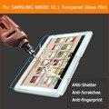 Премиум закаленное стекло пленка Для Samsung Galaxy Note 10.1 N8000 P5100 tablet pc Anti-shatter ЖК Защитная Пленка + пакет