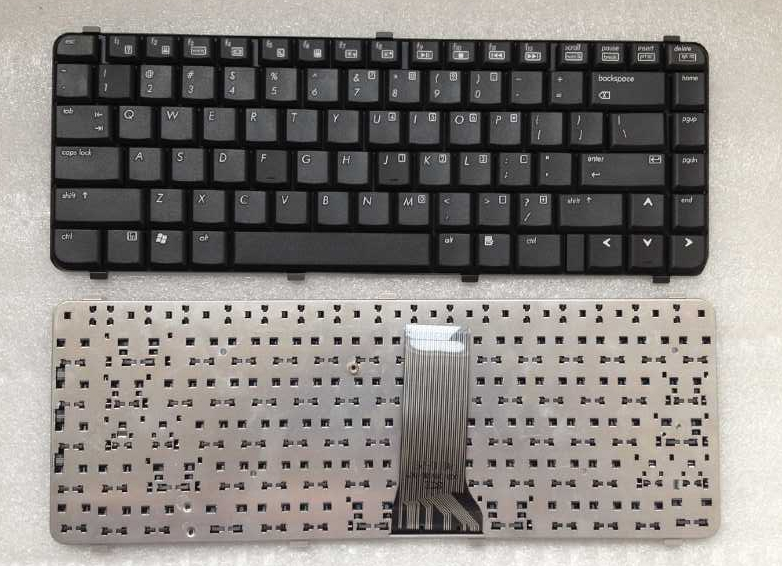 US Black New English Replace laptop keyboard FOR HP 6530S 6530 6531s 6730S 6735S 6535S 6731 6535 6730 6735