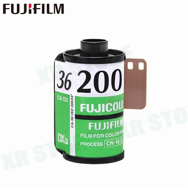 1 Roll Fujifilm Fujicolor C200 Color 35mm Film 36 Exposure for 135 Format Camera Lomo Holga 135 BC Lomo Camera Dedicated