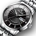 Швейцарские часы Бингер мужские роскошные брендовые японские автоматические механические мужские часы NH36A сапфировые водонепроницаемые ч...
