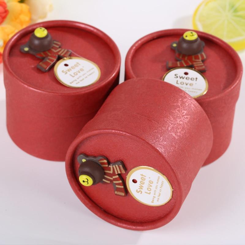 50 pièces/ensemble boîte cadeau décoration de noël faveurs bricolage romantique mariage faveur cadeau boîte de bonbons sacs en papier pour cadeaux fournitures de fête