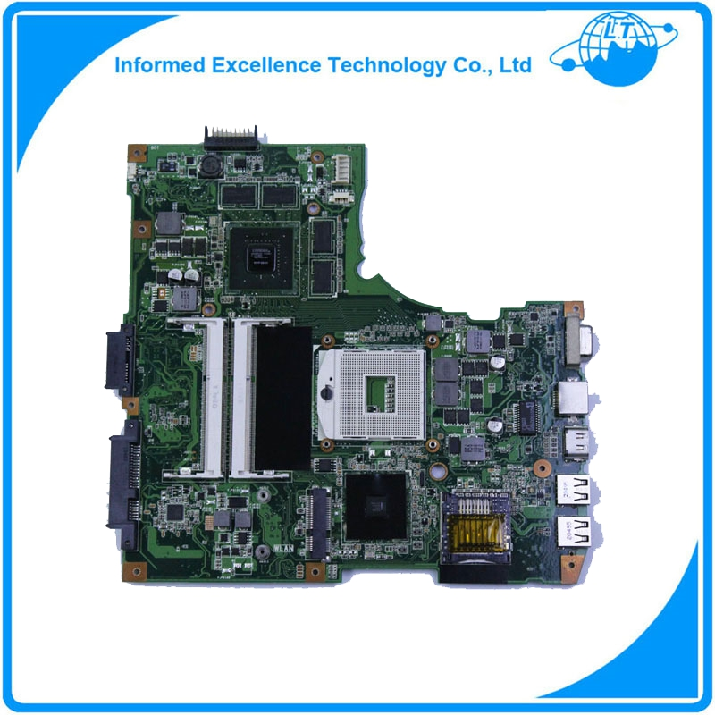 U41JF Laptop Motherboard Mainboard For ASUS NVIDIA GT 425M1GB DDR3 Fully Tested 90days warranty