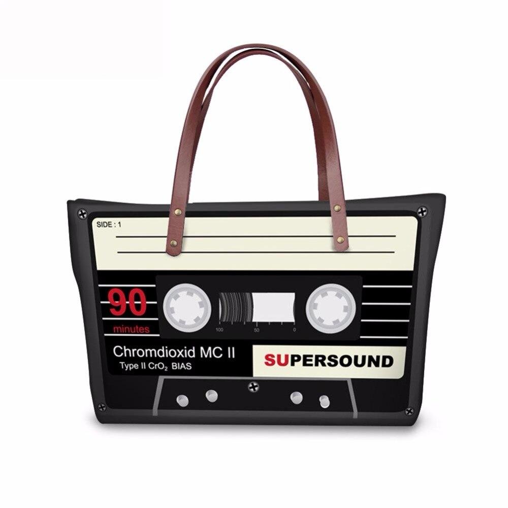 Noisydesigns women personality Designer handbags Daily Use Girls Ladies Cross Body Bags Travel Shopping Bag Bolsa Feminina