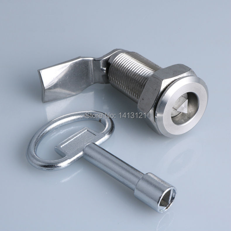 Tongue lock electrical cabinet cylinder lock door lock distribution box lock mechanical lock hardware Equipment part Supply