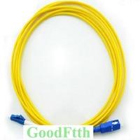 광섬유 패치 코드 점퍼 케이블 SC-LC upc sc/UPC-LC/upc sm 심플 렉스 goodftth 100-500 m