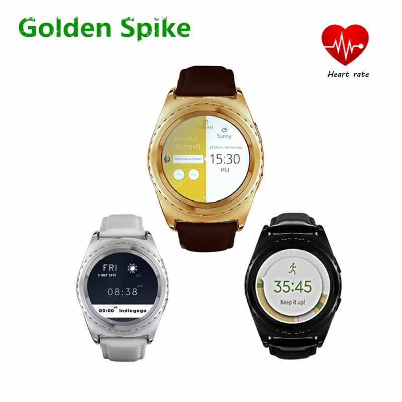 GOLDENSPIKE G4 Bluetooth IPS Steelstrap Smart Watch Phone Support SIM TF Card Smartwatch HeartRate for Samsung Android IOS Phone hot sale smart watch charming l6 sim card ips round screen stainless steel bluetooth smartwatch push or ios android phone high