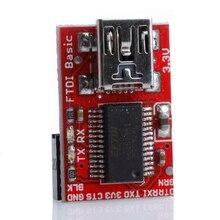 FT232 3.3V 5V FT232 Downloader LilyPad 328 Main Board Dedicated Module Electronic Components