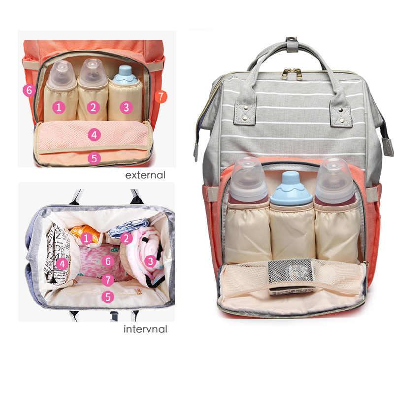 Мода мама пеленки сумка Детская сумка для беременных детские ходунки Детские подгузник BagMummy инвалидные коляски перевозки рюкзак трансформер для матерей сумка